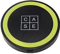Зарядное устройство беспроводное Case 7187 (зеленый) -