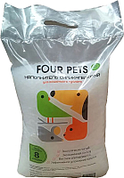 Наполнитель для туалета Four Pets TUZ015 (16л) -