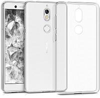 Чехол-накладка Case Better One для Nokia 6 2018 (глянец прозрачный) -