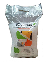 Наполнитель для туалета Four Pets TUZ004 (52л) -