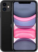Смартфон Apple iPhone 11 256GB / MHDP3 (черный) -