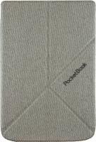 Обложка для электронной книги PocketBook Origami Cover / HN-SLO-PU-U6XX-LG-CIS (светло-серый) -