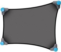 Защитные шторки Munchkin Stretch-to-Fit / 11041 (1шт) -