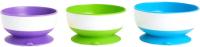 Набор детской посуды Munchkin Stay Put на присосках / 51750 (3шт) -