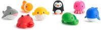 Набор игрушек для ванной Munchkin Морские животные / 1233501 -