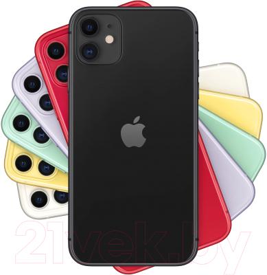 Смартфон Apple iPhone 11 128GB / MHDH3 (черный)