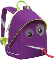 Детский рюкзак Grizzly RK-075-1 (фиолетовый) -