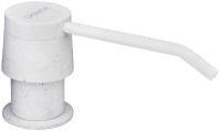 Дозатор встраиваемый в мойку Ukinox 801-07 (белый) -