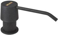 Дозатор встраиваемый в мойку Ukinox 801-10 (черный металлик) -