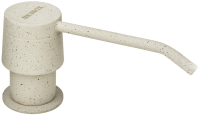 Дозатор встраиваемый в мойку Ukinox 801-47 (серый) -