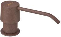 Дозатор встраиваемый в мойку Ukinox 801-93 (шоколад) -