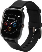 Умные часы Globex Smart Watch Me V28 (черный) -