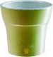 Кашпо Santino Дали / ДАЛ 3.5 О-С (оливковый/серый) -