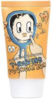 Тональный крем Elizavecca Skin Liar T-Rawing Foundation тон 11 (50мл) -