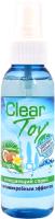 Средство для очищения интимных игрушек Clear Toy Tropic с антимикробным эффектом (100мл) -