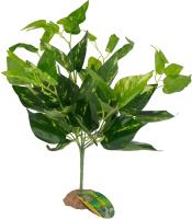 Декорация для террариума Lucky Reptile Scindapsus green / IF-34 -