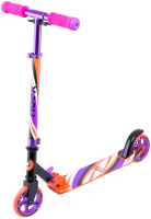 Самокат Ridex Flow 125мм (фиолетовый/розовый) -
