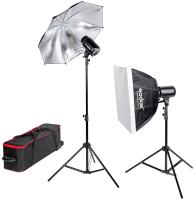 Комплект оборудования для фотостудии Godox E250-F / 26732 -
