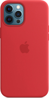 Чехол-накладка Apple Case With MagSafe для iPhone 12 Pro Max Product Red / MHLF3 -