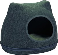 Домик для животных Beeztees Yupik / 707250 (войлок) -