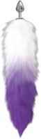 Пробка интимная Lola Toys Galaxy / 183072 (фиолетовый) -