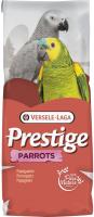 Корм для птиц Versele-Laga Parrots Prestige для крупных попугаев / 421820 (15кг) -