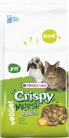 Корм для грызунов Versele-Laga Crispy Muesli Rabbits / 461129 (20кг) -