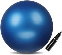 Гимнастический мяч Indigo Anti-Burst IN002 (85см, синий) -
