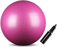 Гимнастический мяч Indigo Anti-Burst IN002 (85см, сиреневый) -