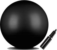 Гимнастический мяч Indigo Anti-Burst IN002 (85см, черный) -
