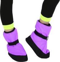 Сапожки для разогрева Indigo SM-362 (р-р 34-37, фиолетовый) -