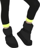 Сапожки для разогрева Indigo SM-363 (р-р 34-37, черный) -