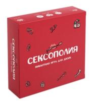 Набор для эротических игр Фабрика Игр Сексополия 18+ / fgsex -