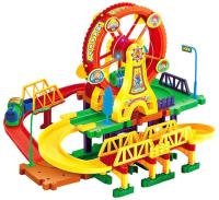 Железная дорога игрушечная Sima-Land Забавное путешествие / 2410031 -