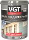 Эмаль VGT ВД-АК-1179 Профи по дереву База А (1кг, супербелая) -