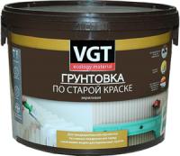 Грунтовка VGT ВД-АК-0301 по старой краске (2.5кг) -