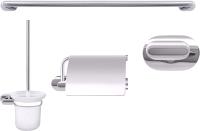 Набор аксессуаров для ванной и туалета Rubineta Este / 670117 -