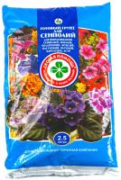Грунт для растений Скорая помощь Для Сенполий (2.5л) -