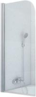 Стеклянная шторка для ванны Rubineta RUB-501 / 692009 -