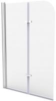 Стеклянная шторка для ванны Rubineta RUB-509 / 692010 -