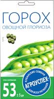 Семена Агро успех Горох Глориоза сахарный / 52577 (10г) -