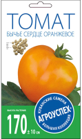 Семена Агро успех Томат Бычье сердце оранжевое средний И / 43679 (0.05г) -