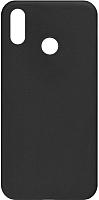Чехол-накладка Case Deep Matte для P20 Lite (матовый черный) -