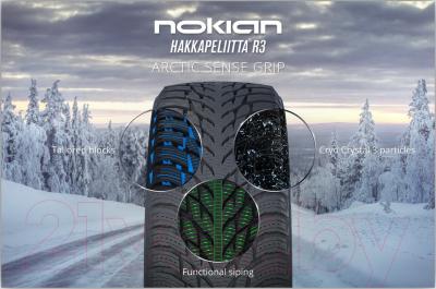 Зимняя шина Nokian Hakkapeliitta R3 SUV 215/60R17 100R