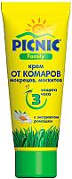 Крем от комаров PICNIC Family (75мл) -