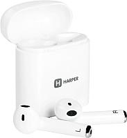 Наушники-гарнитура Harper HB-508 (белый) -