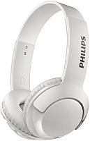 Наушники-гарнитура Philips SHB3075WT (белый) -