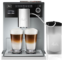 Кофемашина Melitta Caffeo CI E970-101 (серебристый) -