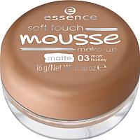 Тональный крем Essence Soft Touch тон 03 (16г) -