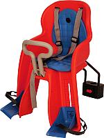 Детское велокресло GHBIKE GH-516RED -
